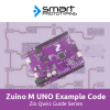 Zuino M UNO Example Codes