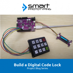 How to build a Digital Code Lock