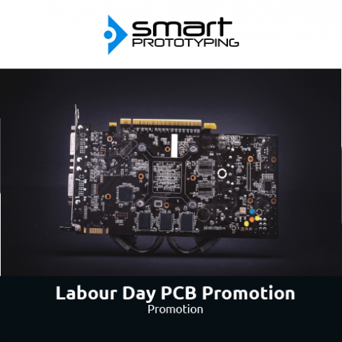 Labour Day PCB Promo