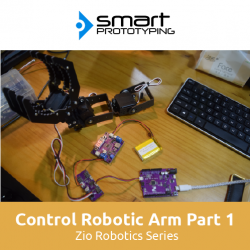 Control a Robotic Arm with Zio - Part 1