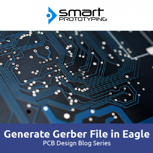 How to Generate Gerber File in Eagle 9.2