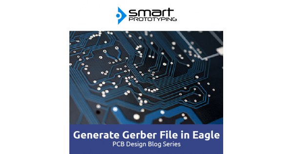 How to Generate Gerber File in Eagle 9 2