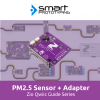 Zio PM 2.5 Air Quality Sensor with Adapter Qwiic Start Guide