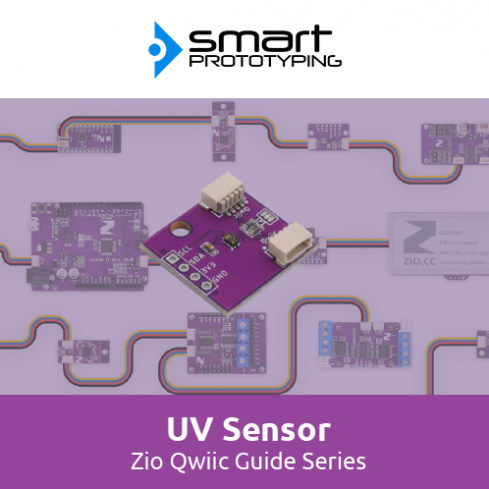 Zio UV Sensor Qwiic Start Guide
