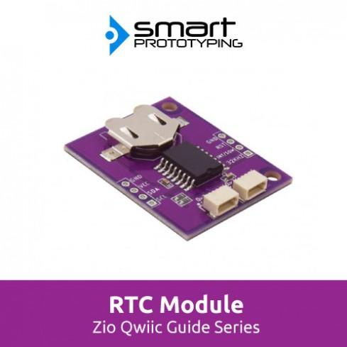 Zio RTC Module Qwiic Guide