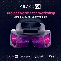 Build a Project North Star headset with Polaris AR kit