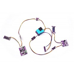Easily Build An Indoor Environment Sensor Device with Zio Modules