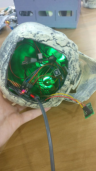 Spooky Halloween DIY with Arduino