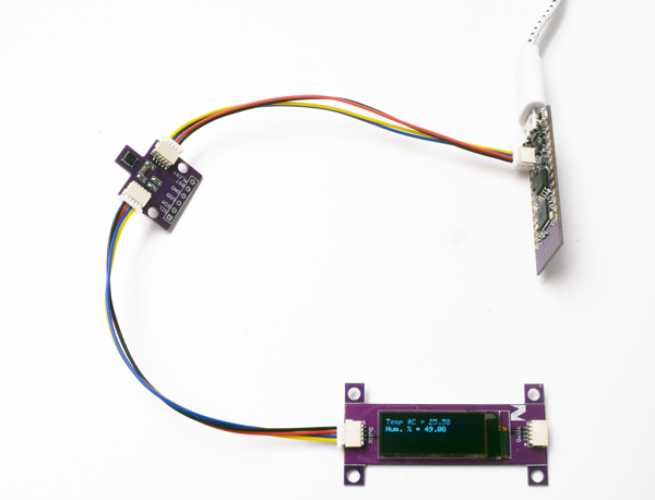 Zio Temperature and Humidity Sensor Qwiic Start Guide